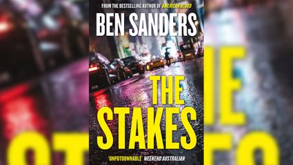 Stephanie Jones Book Review - The Stakes