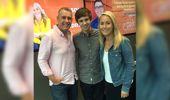 Freddie Highmore talks about his brand new show