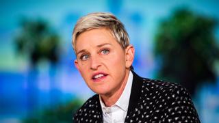 Ellen's heartbreaking reason for comedy