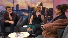 Watch Parris Goebel rate Jack Tame's questionable dancing on Breakfast