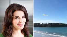 Nigella Lawson reveals she's been 'lapping up' the sun on Waiheke Island