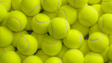 Roger Federer weighs in on the yellow vs green tennis ball debate