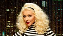 Christina Aguilera's new look