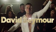 Watch David Seymour's amazing dance moves in the new 'Dancing with the Stars' trailer