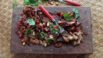 Allyson Gofton - Pulled Mexican-spiced lamb flaps