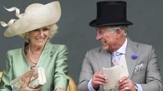 Camilla has been spotted wearing Princess Diana's wedding present