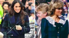 Meghan Markle's plan to 'become Diana 2.0'