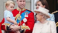 Prince William hints baby gender
