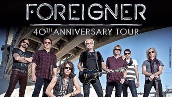 Coast Welcomes Foreigner To NZ For One Show Only!