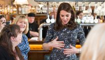 Kate's birthing rules