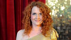 Jennie McAlpine has revealed that she is naming her baby after a Coro St co-star