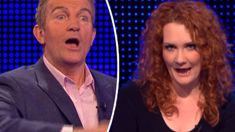 Watch Fizz's (Jennie McAlpine) hilarious appearance on The Chase