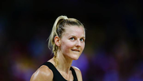 Silver Ferns captain Katrina Grant gets engaged