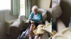 Rest home resident 'slept in chair for 24 days'