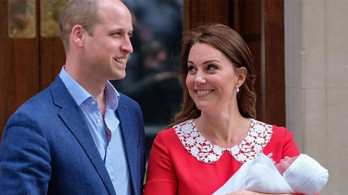 The new royal baby boy!