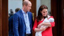 The Royal baby name