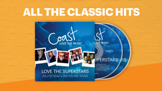 Coast: Love The Superstars -OUT NOW