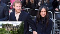 Harry and Meghan's second home