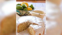 Allyson Gofton - Coconut Feijoa Cake