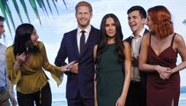 Meghan & Harry's wax figures