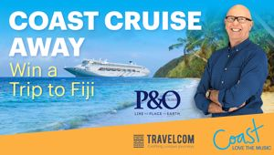 Win a Coast Cruise Away With Brian Kelly!