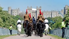 Extreme security for royal wedding