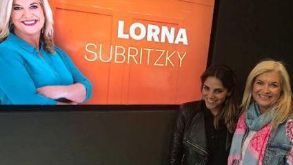 Lorna chats with Dariel Sidney of RevitaLash