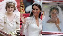 A royal wedding comparison