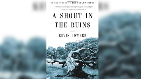 Win the Book of the Week - A Shout In The Ruins