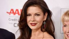 Catherine Zeta-Jones' son is all grown up and looks JUST like his mum