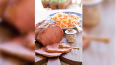 Allyson Gofton - Honey-glazed corned beef
