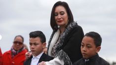 Brayley Lomu's brave tribute to his dad Jonah at the headstone unveiling