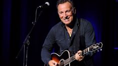 Watch Bruce Springsteen's Tony acceptance speech & performance