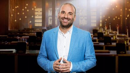 JT chats with George Colambaris about the new season of Masterchef