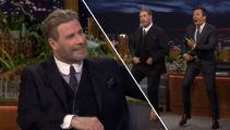 John Travolta revives 'Grease' Dance