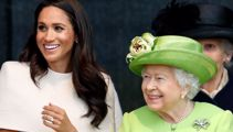 Meghan Markle and the Queens day out!