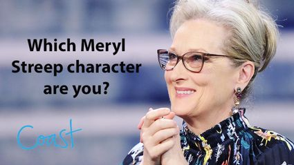 QUIZ: Which Meryl Streep character are you?