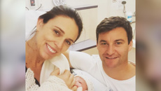 Jacinda Ardern reveals her daughter's name