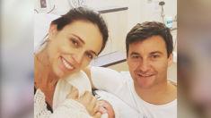 Jacinda Ardern reveals her daughter's name