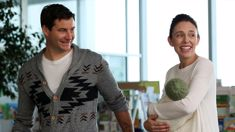 Clarke Gayford's classic Kiwi move at the hospital press conference