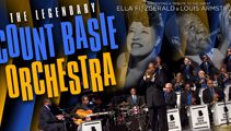 The legendary Count Basie Orchestra comes to New Zealand