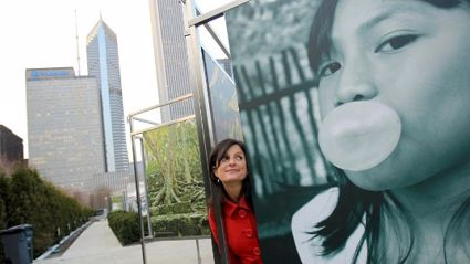 Lorna chats to award-winning photographer Ami Vitale