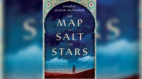 Stephanie Jones Book Review: The Map of Salt and Stars