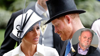Harry and Meghan's frustration