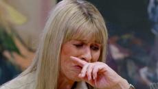Terri Irwin breaks down in tears as she talks about Steve's proposal in emotional interview