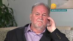 """Thomas Markle's heart operation was a lie to gain sympathy"" source claims"