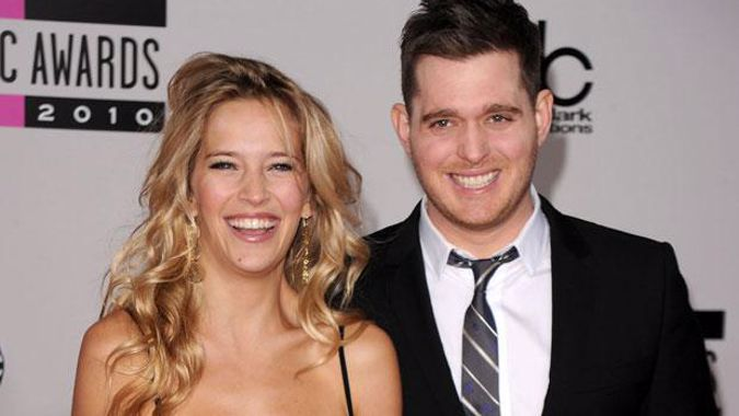 Michael Buble and Luisana Lopilato welcome third child!