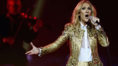 Watch Celine Dion's awkward cover of John Farnham's 'You're The Voice'
