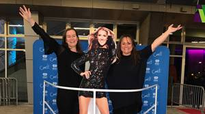 Photos: Celine Dion at Spark arena!