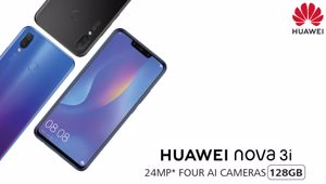 Win the new Huawei Nova 3i